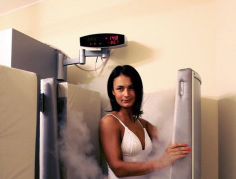 Our CryoSauna.