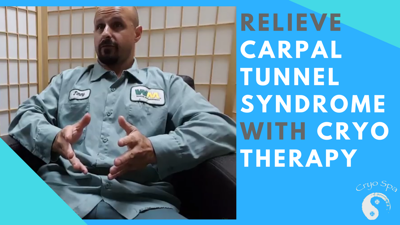 Cryotherapy for Carpal Tunnel Syndrome!